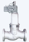 Electric Motor Operated Pressure  Seal Globe Valve for NSSS
